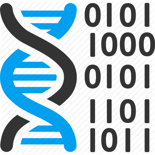Binary Code, Dna Structure, Genetic Biology, Genetic Engineering