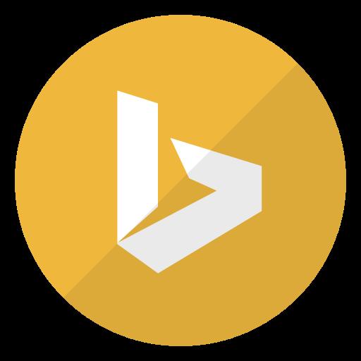 Microsoft, Search, Logo, Bing, Search Engine Icon