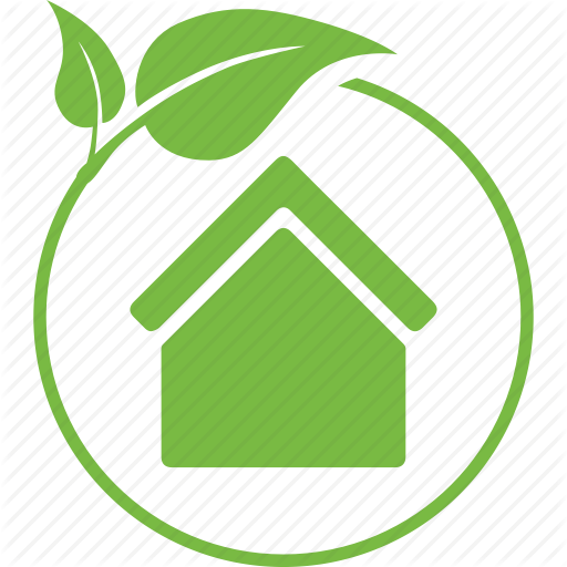 Bio, Eco, Ecology, Energy, House, Nature, Recycle Icon
