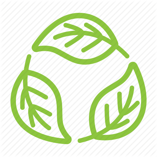 Bio, Eco, Ecology, Leaf, Organic, Recycle, Recycling Icon