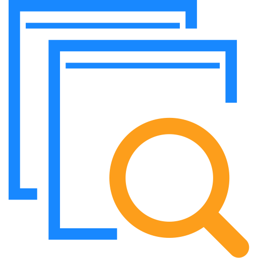 Bibliography Retrieval, Bibliography, Biography Icon With Png