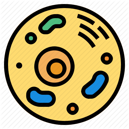 Biology, Cell, Virus Icon