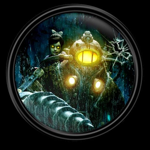 Bioshock Icon Mega Games Pack Iconset Exhumed