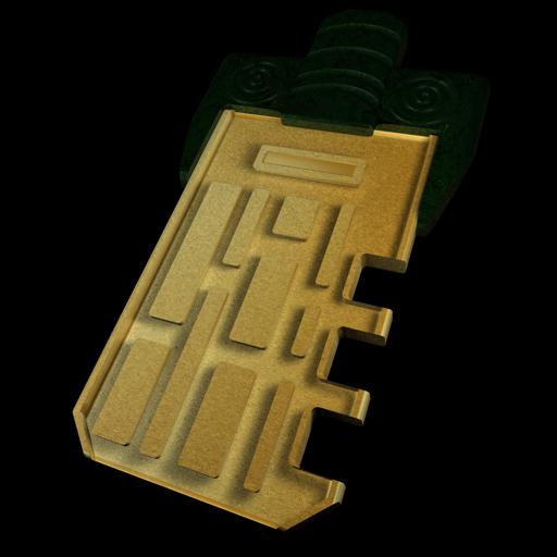 Bioshock Rapture Key Icon Video Game Iconset