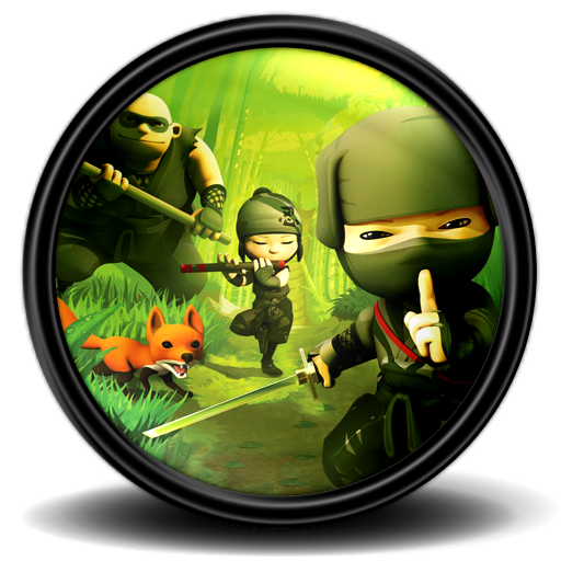 Mini Ninjas Icon Free Download As Png And Formats