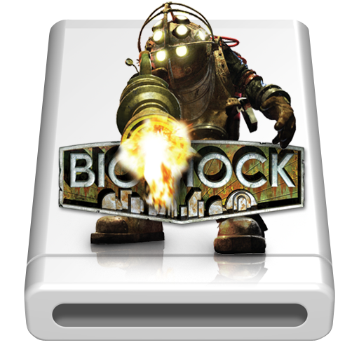 The Bioshock For Mac Demo Includes This Fantastic Icon