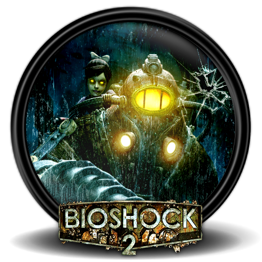 Bioshock Icon Mega Games Pack Iconset Exhumed