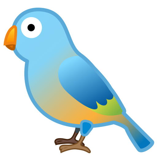 Bird Icon Free Of Noto Emoji Animals Nature Icons