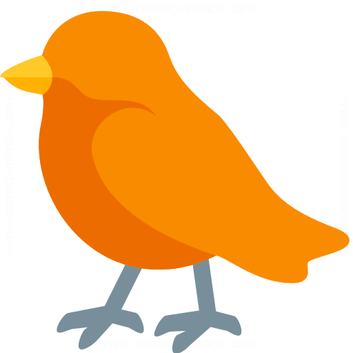 Iconexperience G Collection Bird Icon
