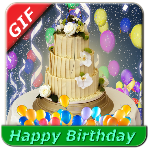 Birthday Wishes Bday Cake Appstore For Android