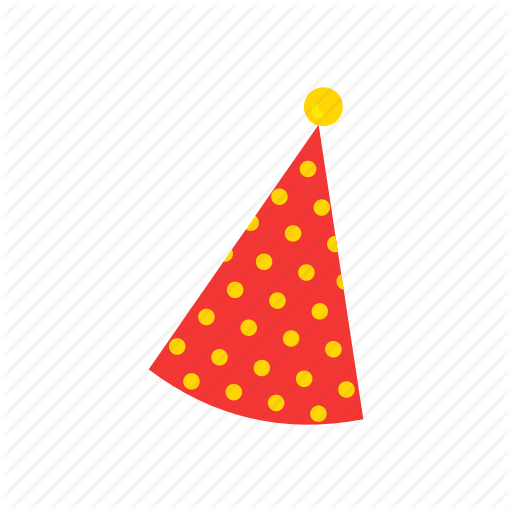 Hat, New Year, Party, Party Hat Icon