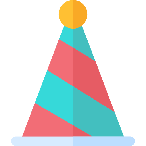Hat Birthday Png Icon