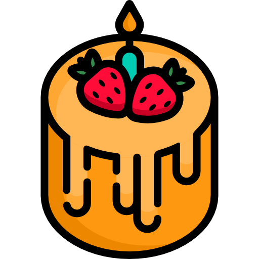 Birthday Cake Icon Food And Drink Freepik
