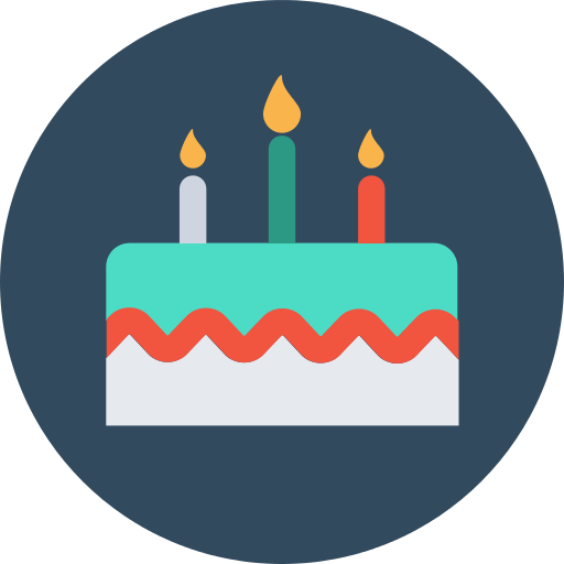 Birthday Cake Birthday Png Icon