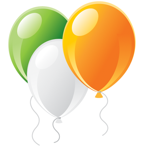 Balloons,birthday,party Icon