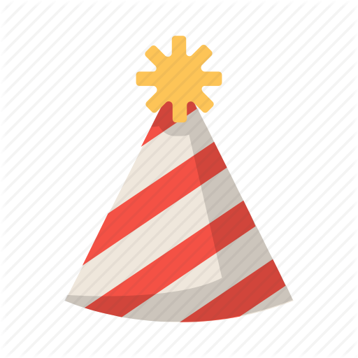 Party Hat Icons