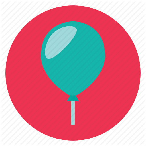 Ballon, Birthday, Party Icon