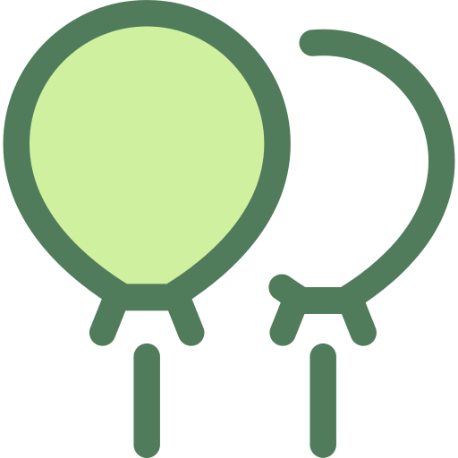 Balloons Birthday And Party Png Icon
