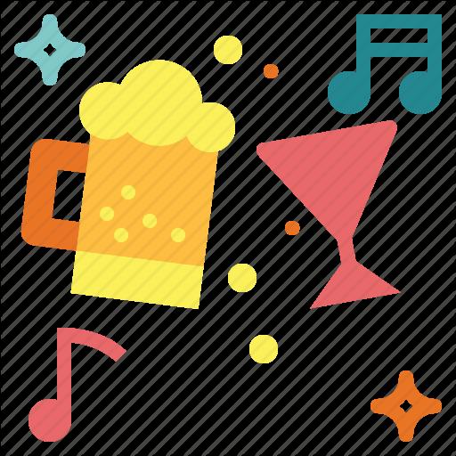 Birthday, Fun, Happay, Happiness, Party Icon