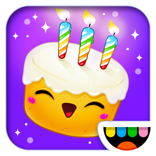 Toca Birthday Party A New Way To Play Toca Boca Stuff To Buy