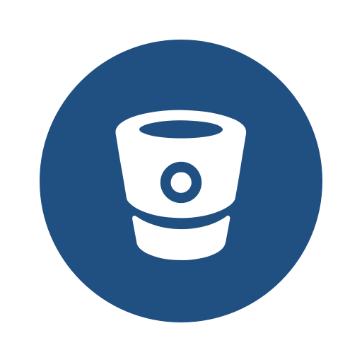 Bitbucket, Branch, Contribute, Files, Manage, Repository, Svn Icon