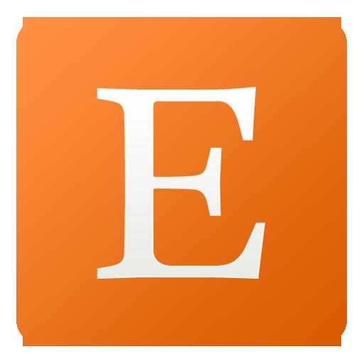 Etsy Icon Flat Gradient Social Iconset Limav
