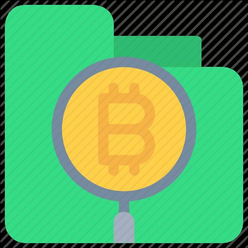 Bitcoin, Cash, Cryptocurrency, Money Icon