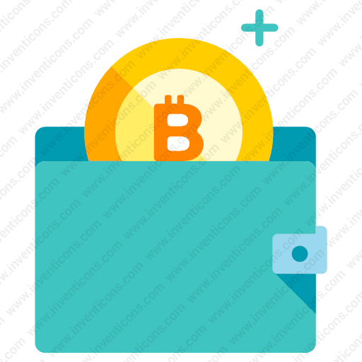 Download Bitcoin,wallet Icon Inventicons