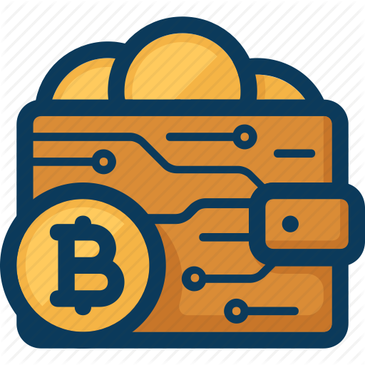 Bitcoin, Blockchain, Coin, Cryptocurrency, Currency, Wallet Icon
