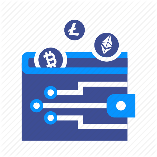 Bitcoin, Cash, Cryptocurrency, Digital, E Wallet, Virtual, Wallet Icon