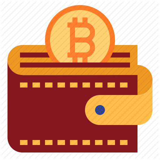 Bitcoin, Wallet Icon