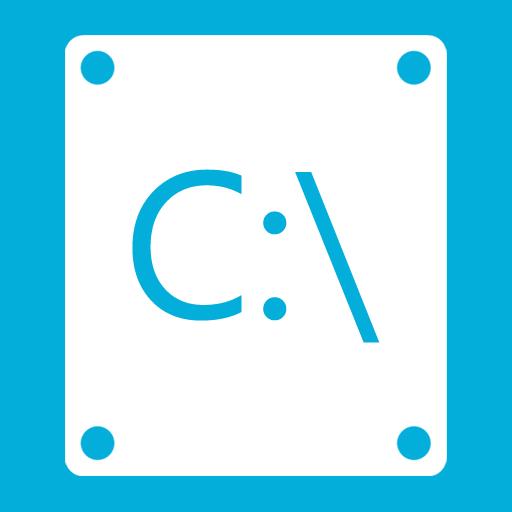 C Drive Windows Icon Images