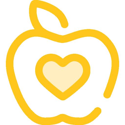 Hospital Gold Icon