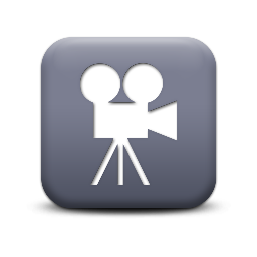 Movie Camera Png Icon Square Images