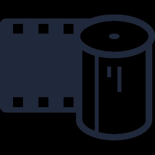 Film, Camera Icon