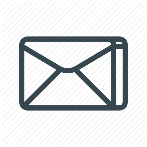 Email, Envelope, Letter, Mail, Newsletter, Subscription Icon