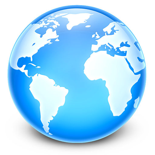Sidebar, Sites, Earth, World, Globe Icon Free Of Hyperion Icons