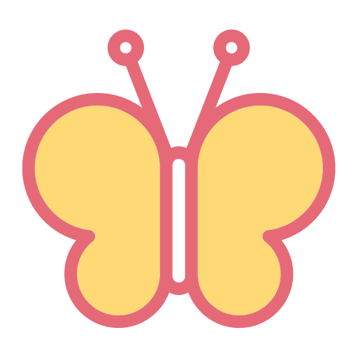 Black And White Butterflypay Icons, Download Free Png And Vector