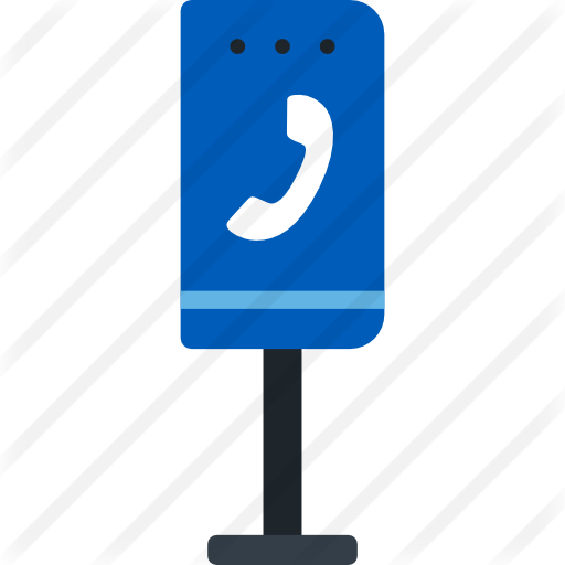 Clip Icon Public Phone Transparent Png Clipart Free Download