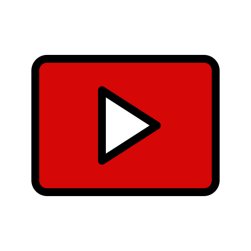Youtube, Video, Player, Play, Logo, Media Icon Free Of Google