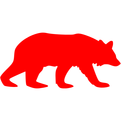 Red Bear Icon