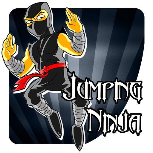 Ninja Shuriken Jump