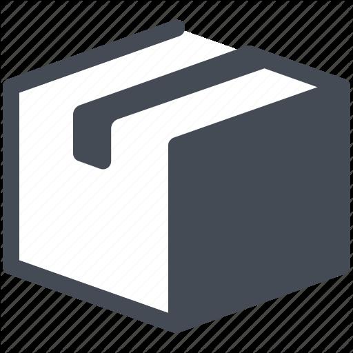 Black Friday, Box, Cargo, Delivery, Logistics, Parcel, Service Icon