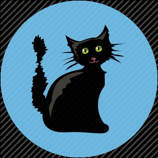 Black Cat, Black Evil Cat, Dreadful, Evil Cat, Fearful, Horrible