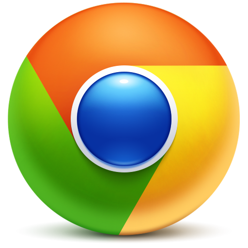 Browser Black Icon