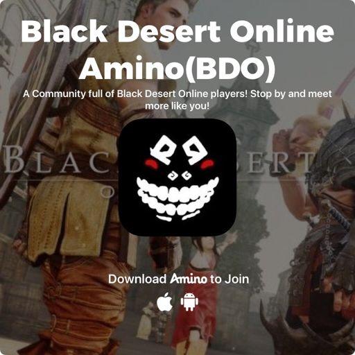 Black Desert Online Amino Anime Amino