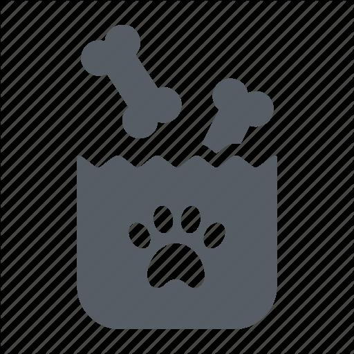 Animal, Bag, Dog, Food, Pet, Treats Icon