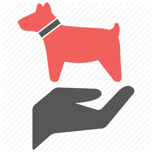 Animal, Care, Dog, Love, Pet, Protection Icon