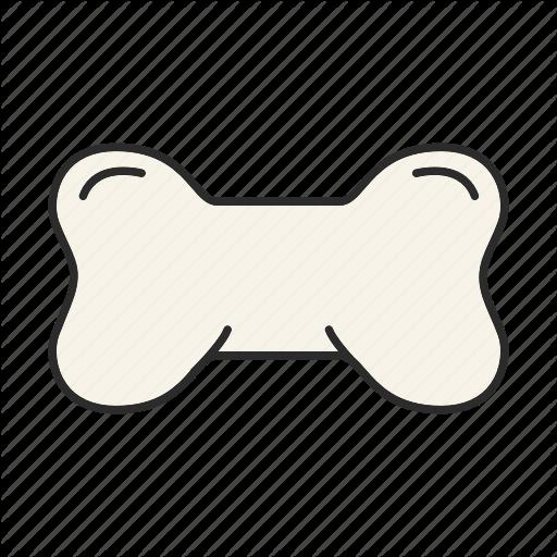 Bone, Dog, Dogbone, Food, Pet, Toy, Treat Icon