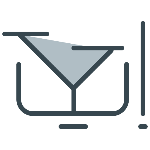 Social Media Mail Black Icon